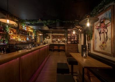 F6 Oslo Cocktail Bar